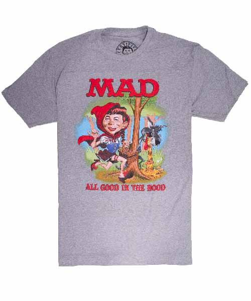 MADマガジンTシャツ