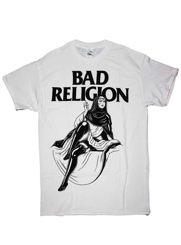 バッド レリジョン ( Bad Religion ) Tシャツ Sexy Nun