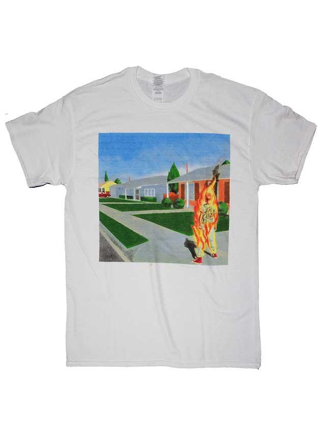 バッド レリジョン ( Bad Religion ) Tシャツ Suffer