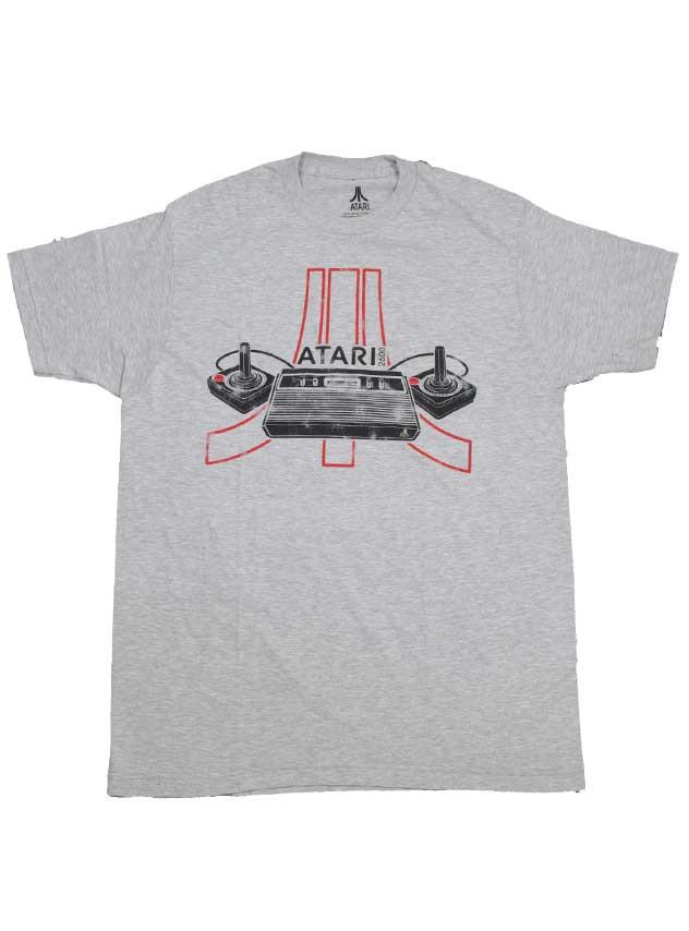 ATARI 2600 ゲームTシャツ