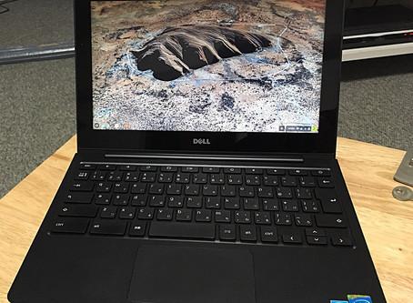 Chromebook を買ってみました