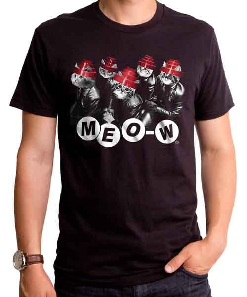 Devo MEO-W Tシャツ