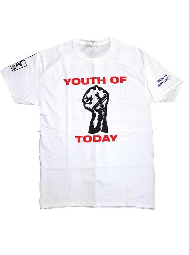 ユース オブ トゥデイ ( Youth Of Today ) Tシャツ Break Down The Walls