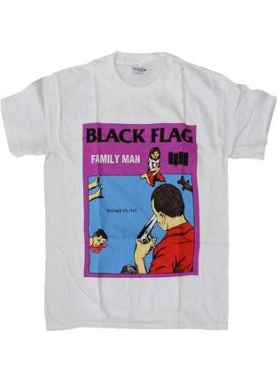 Black Flag Family Man