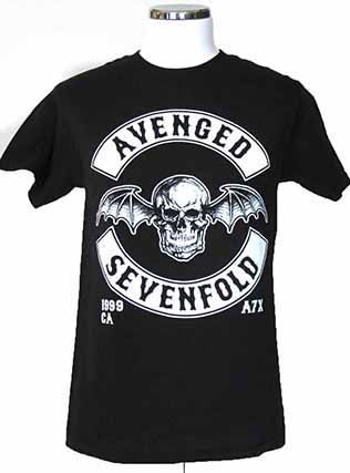 AVENGED SEVENFOLD DEATH BAT