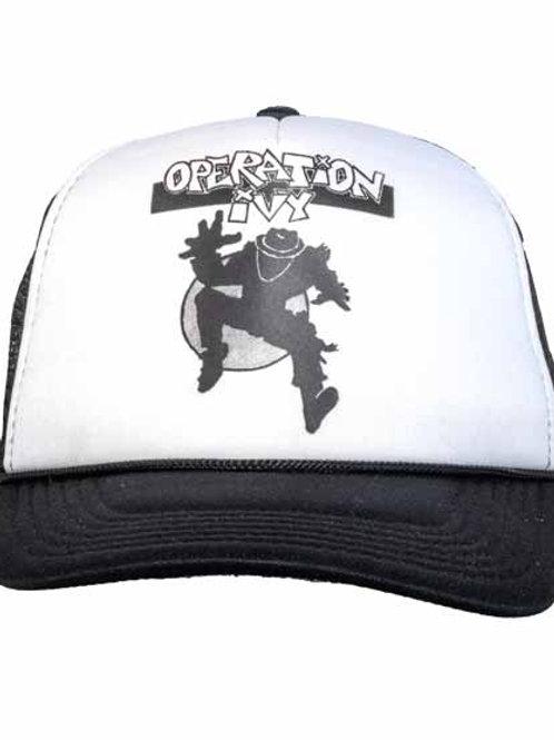 Operation Ivy 5パネルメッシュキャップ Ska Man