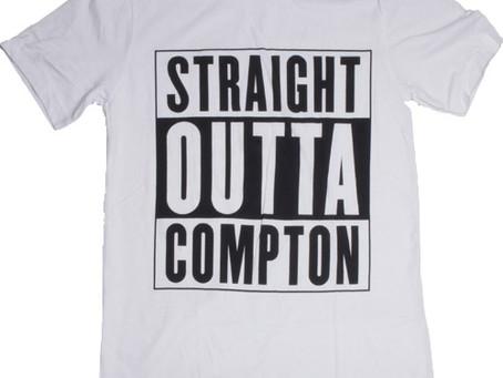 90年代のヒップホップTシャツ