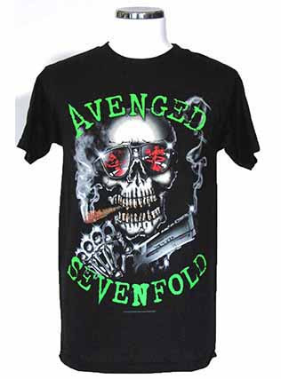 AVENGED SEVENFOLD BORN FOR WAR