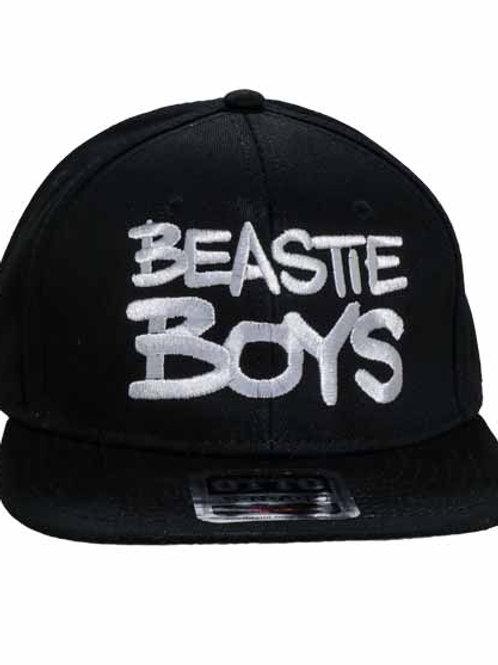 Beastie Boys 6パネルスナップバックキャップ Check Your Head