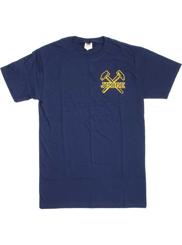 ジャッジ Tシャツ ネイビー