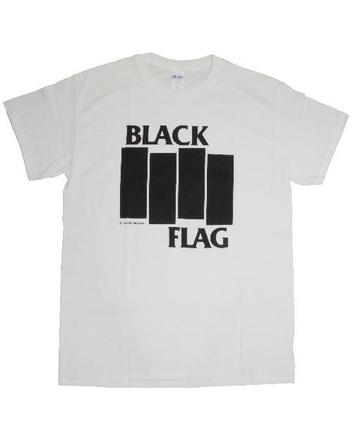 Black Flag ロゴ Tシャツ