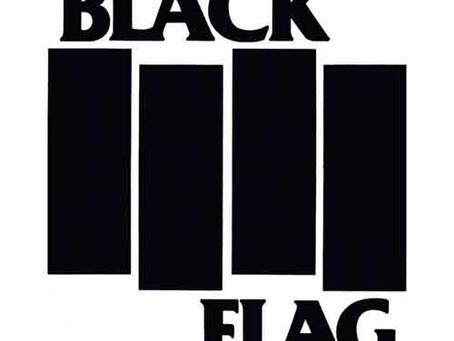 Black FlagのバンドTシャツ再入荷しました