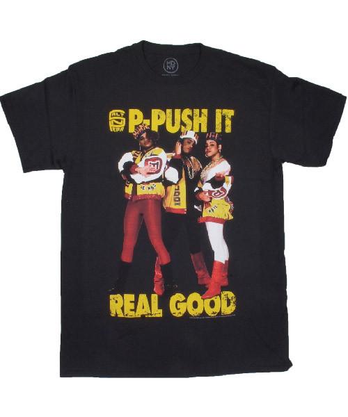 Salt N Pepa(ソルトンぺパ) Tシャツ P-Push It