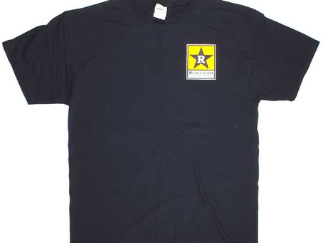 Revelation レコード ロゴTシャツの入荷のお知らせ