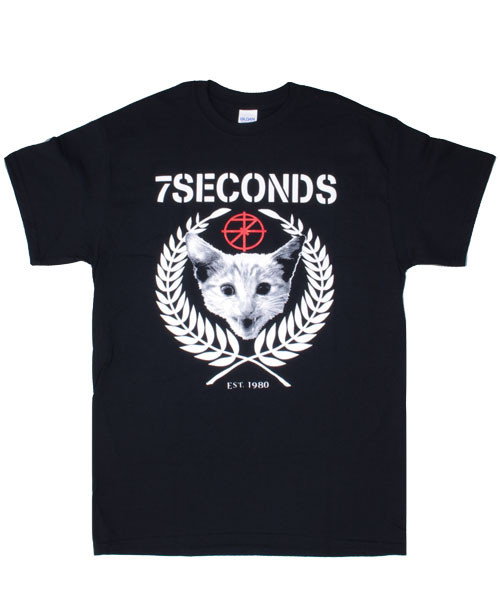 7SECONDS Tシャツ RUDIE