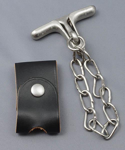 簡易手錠とホルスター