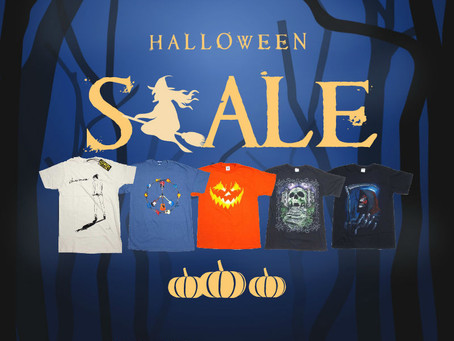 HALLOWIN SALE!!!