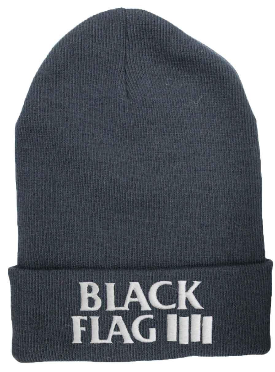 Black Flag ビーニー
