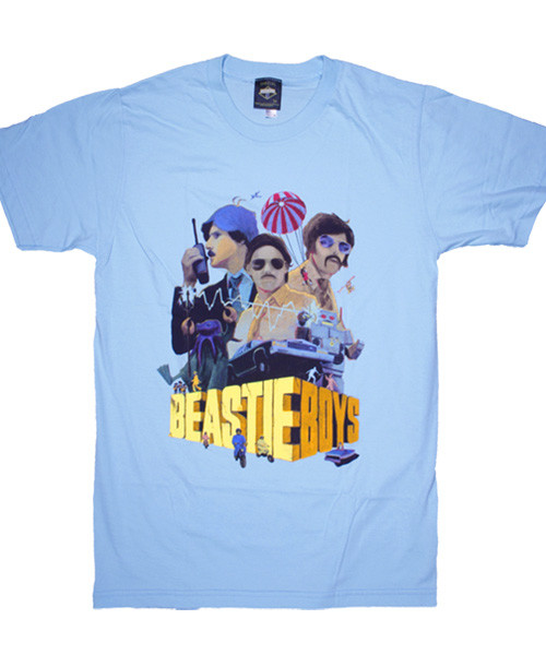 BEASTIE BOYS Tシャツ Criterion Collection