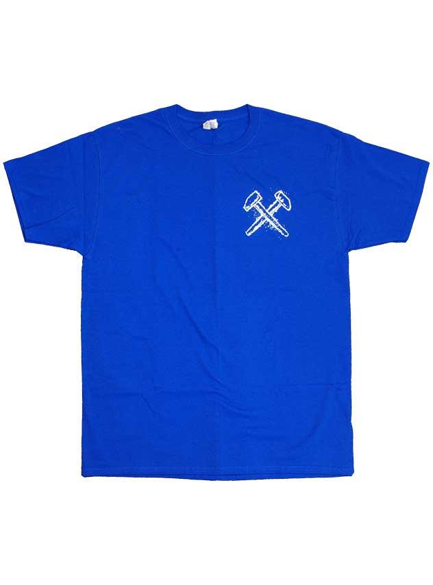 ジャッジ Tシャツ ブルー