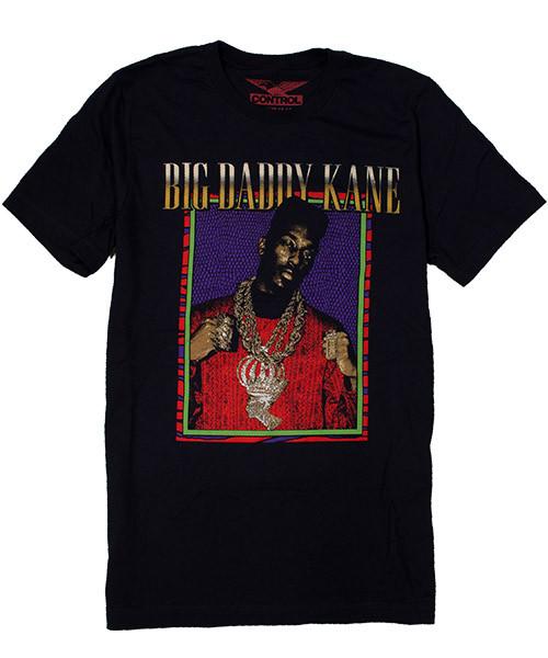 ビッグ ダディ ケイン(Big Daddy Kane)ヒップホップバンドTシャツ Half Steppin