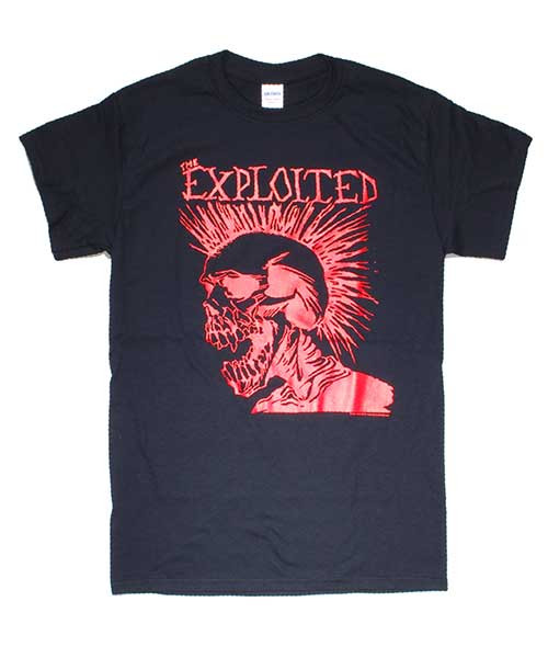 EXPLOITED Tシャツ LET'S START A WAR