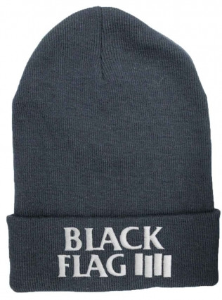 Black Flag Knit Cap