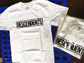 ディセンデンツ ロゴ Tシャツ