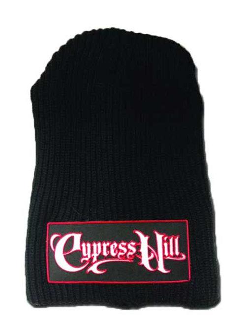 Cypress Hill スラウチビーニー Script Logo