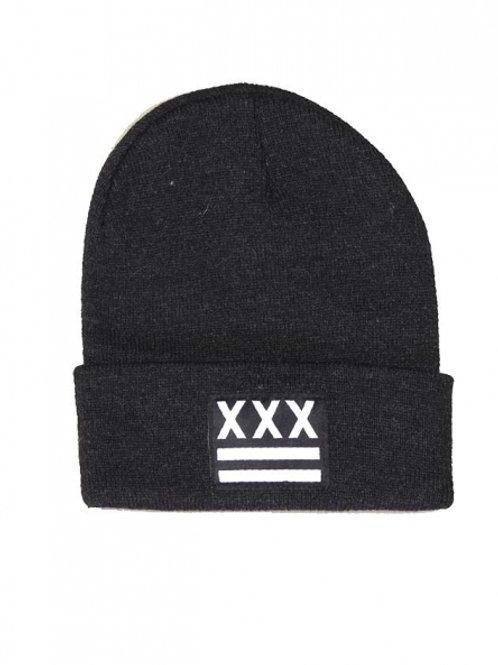 "Straight Edge ビーニー ""XXX"""