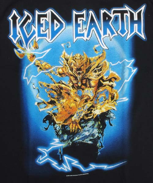 ICED EARTH - THE WATCHER
