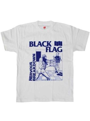 Black Flag Nervous Breakdown