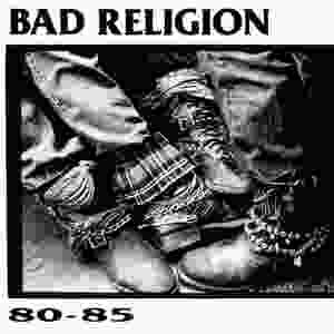 BAD RELIGION Tシャツ '80-'85