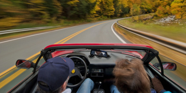 Renew Dermatology scenic mountain drive