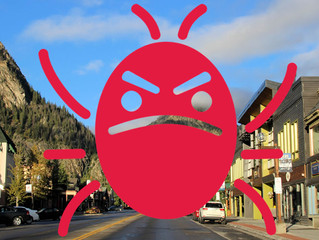 BUG OUT! WHY MOUNTAIN ALTITUDE IS NOT A BUG BARRIER