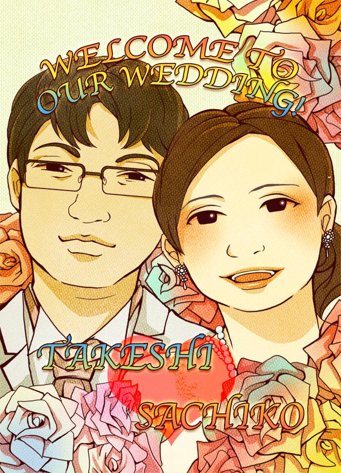 TAKESHI and SACHIKO