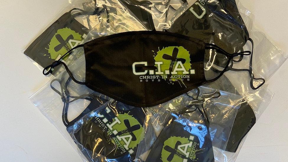 CIA AdjustableLoop Face Mask