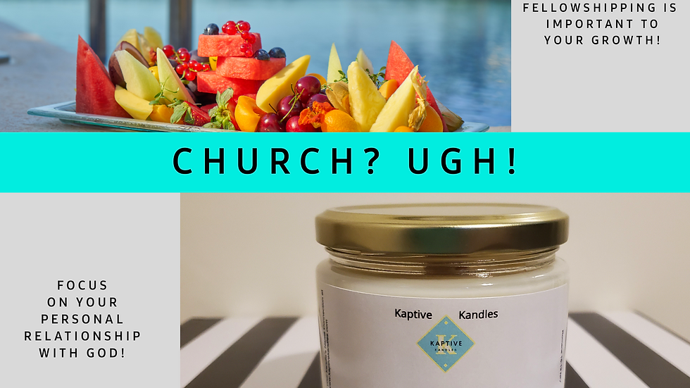 Church? Ugh!