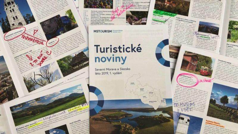 Turistické noviny Severní Moravy a Slezska