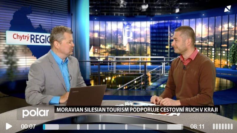 Reportáž TV Polar Cestovní ruch Moravskoslezský kraj