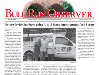 Update! Local Bull Run Observer write up