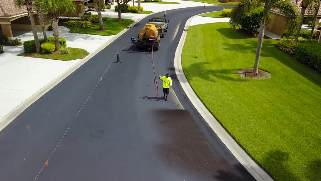 Acme road paving sealcoating