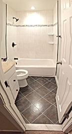 bathroom remodeling by picture perfect home improvements