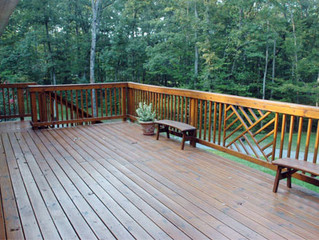 Does your deck need a remodel?