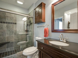 Bathroom and Kitchen remodeling photos
