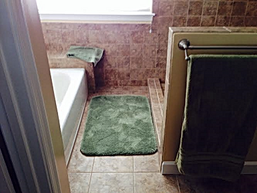 tile bathroom remodel