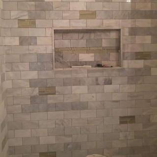 TPT Shower in progress.jpg
