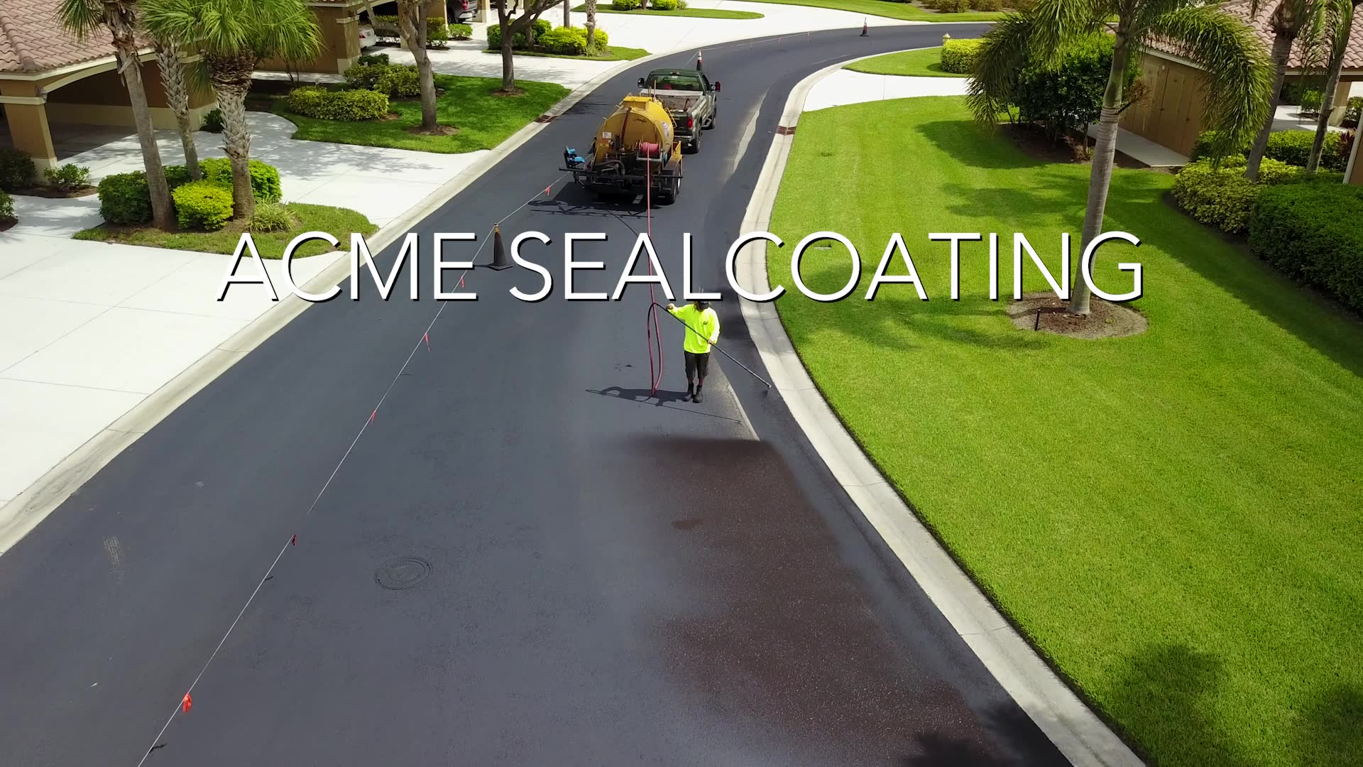 Acme Sealcoating and Paving