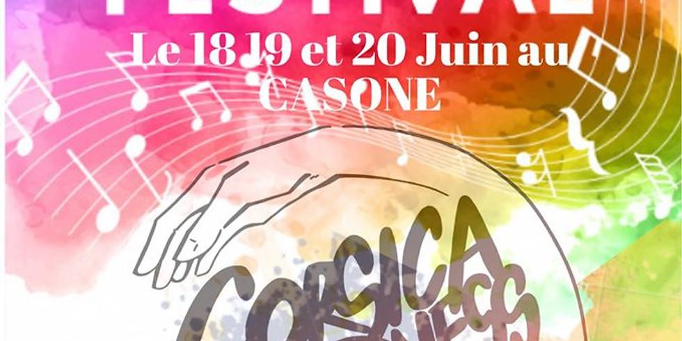 FESTIVAL CORSICA MADNESS DU 18 AU 20 JUIN 2021