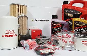 Yanmar Dealer Spectrum Engineering Yanmar Service Spares Yanmar Spare Parts Yanmar Filters